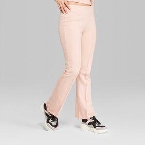 High-rise Flare Sweatpants